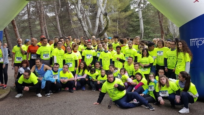 I CARRERA POPULAR POR EL SINDROME DE DOWN (ADOCU) CUENCA